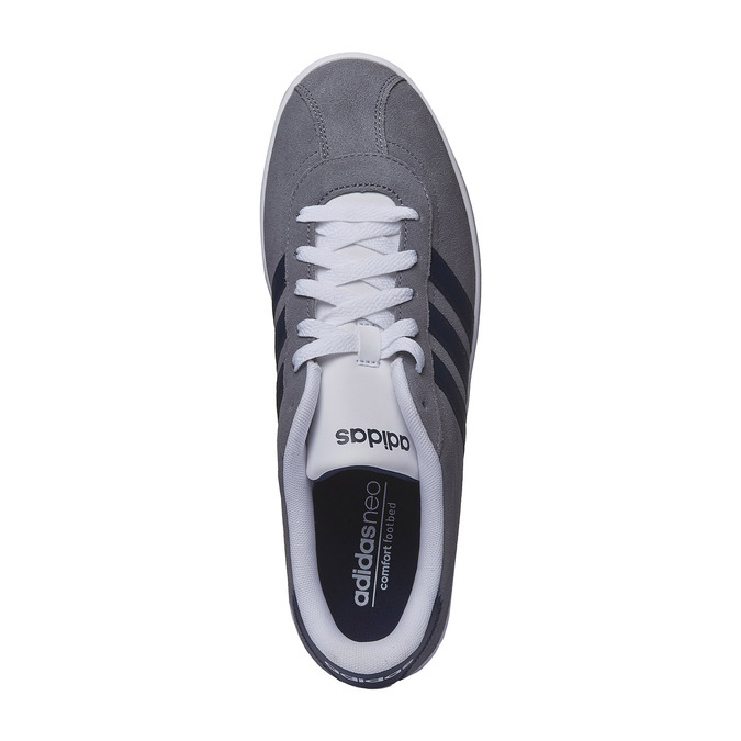 Casual walking shoes for men adidas, gray , 803-2122 - 19