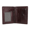 Leather wallet bata, brown , 944-4121 - 15