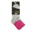 Ladies' thermal socks matex, pink , 919-5382 - 13
