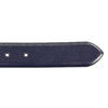 Men's belt, blue , 954-9819 - 16