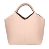 Pink handbag, pink , 961-5704 - 26