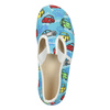 Children's Slippers with Cars, blue , 279-9105 - 15